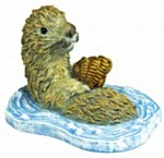 Aqua Kritters Ollie Otter