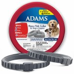 Adams 6 Month Flea Collar 2pk