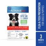 Adams Plus Spot On Lg 3m