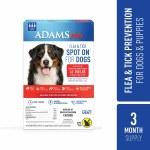 Adams Plus Spot On XL 3m