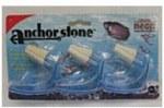 "Air anchorstone 1"" 3 pack"