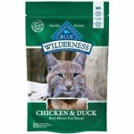 Blue Buff Wild Cat Treat Duck