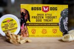 Boss Dog Froze Yog PB Ban Uno