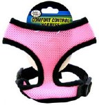 Comfort Control Harness Med Pink