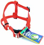 Comfort STEP IN Harness 3/4 RED