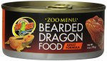 Canned Bearded Dragon Food