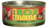 Canned Box Turtle Food
