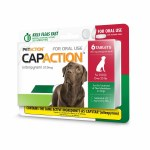 CapAction Lg Dog 6 Tab