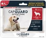 Capguard flea tab lg dog