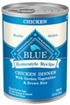 Blue Buff Chic Can