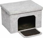 Curious Cat Cube Cottage