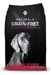 Diamond Natural Grain Free Beef 28#