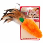 DR NOYS FEATHER TOP CARROT