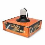 """Flukers Repta Clamp Lamp 8"""""""