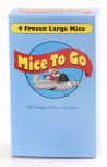 Frozen Mice Large 4 Pack
