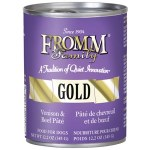 Fromm Gold Venison & Beef Pate