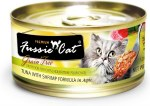Fussie Cat Tuna Shrimp
