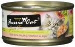 Fussie Cat Tuna with Prawn