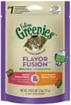 Greenies Feline Variety Chicken Salmon