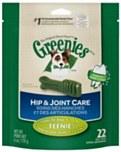 Greenies Hip & Joint Care Teenie