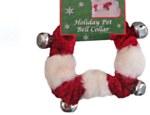 Holiday Bell Collar Lg