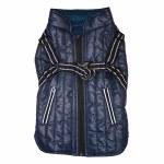 Harness Coat Blue Lg