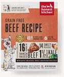Honest Kitchen Love Beef 4#