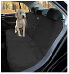 KURGO BENCH SEAT COVER BLK
