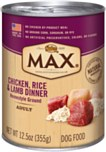 Nutro Max Chicken & Lamb Can