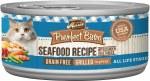 Merrick Bistro Mix Seafood 3oz