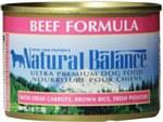 Nat Balance Beef Can 6oz