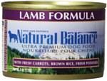 Nat Balance Lamb Can 6oz
