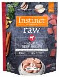 Instinct Dog Beef Medal 3#