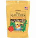 Nutriberries Cockatiel 10oz