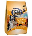 Nutrisource Lamb Rice 30#