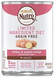 Nutro GF Turk & Potato Can