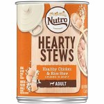 Nutro Hearty Stew Chic Adult