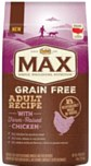 Nutro Max Adult Gf 4#
