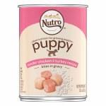 Nutro Pup Chic Bites in Gravy