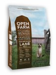 OPEN FARM CAT DRY LAMB 4#