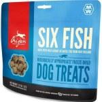 Orijen FD Dog Treat 6 Fish 1.5