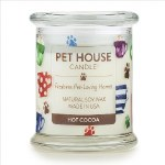 Pet House Hot Cocoa Candle