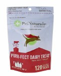 Pet naturals dairy treat