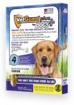 Vetguard Plus Lg Dog 4pk