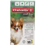 Advantix II 2pk Sm Dog