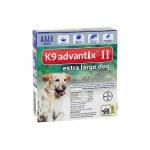 Advantix II 4pk XL Dog