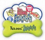 Air Dog Squeaker BONE Med