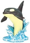 AQUA KRITTERS ORCA WHALE