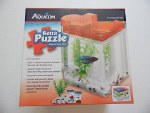 Aqueon Betta Puzzle Red