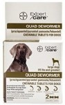 Bayer Quad Dewormer Lg Dog